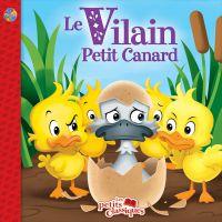 LIVRE AUDIO LE VILAIN PETIT CANARD VOIX NARRATRICE ET PERSONNAGES