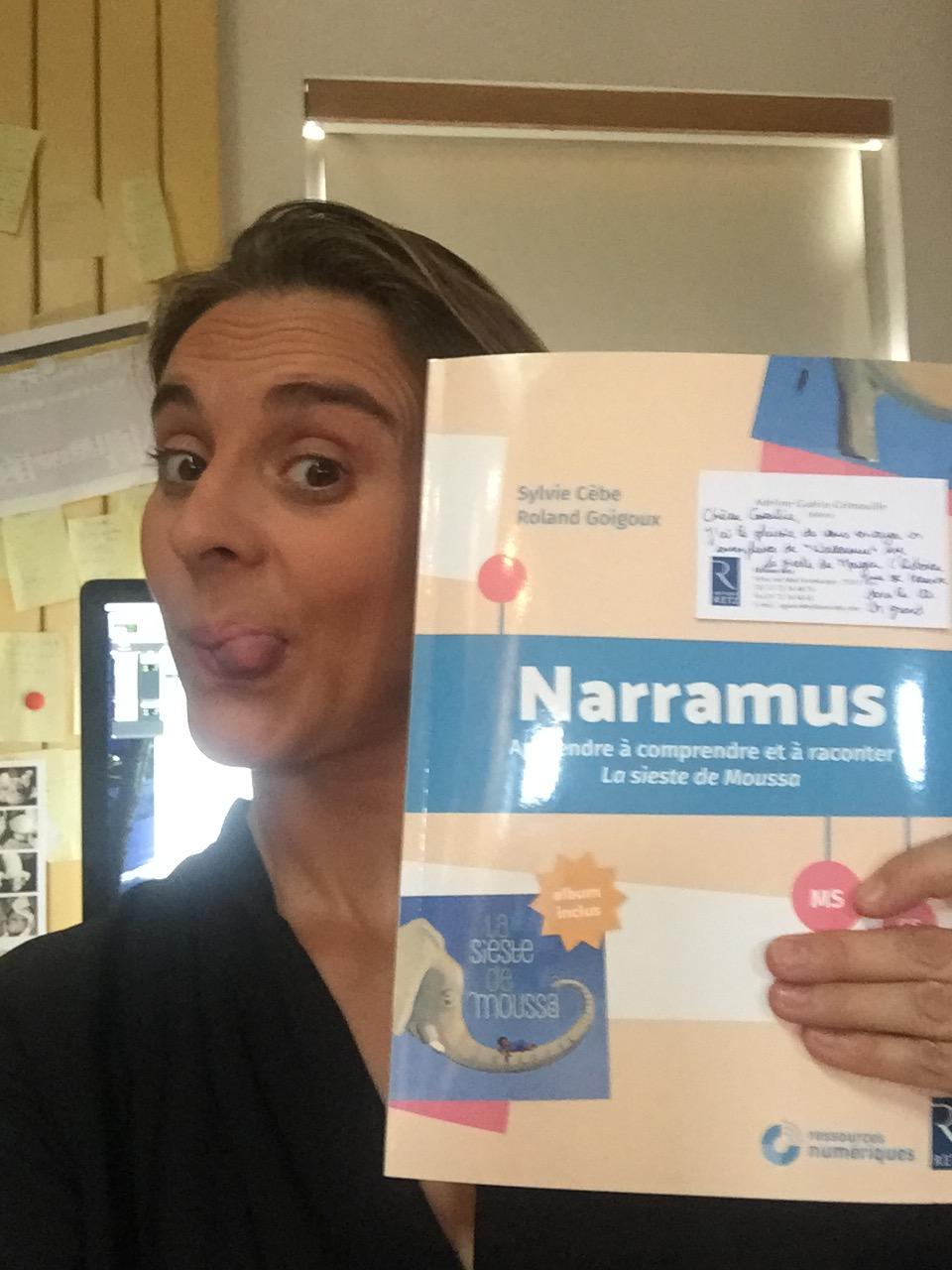 RENTREE AVEC NARRAMUS DES EDITIONS RETZ